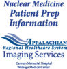 Icon of Nuclear Medicine Patient Prep Information