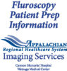 Icon of Fluroscopy Patient Prep Information