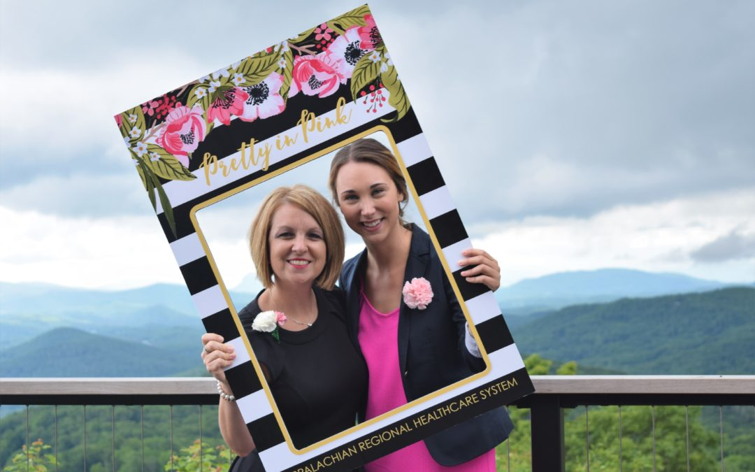 13th annual Pretty in Pink event provides mammograms in Avery County
