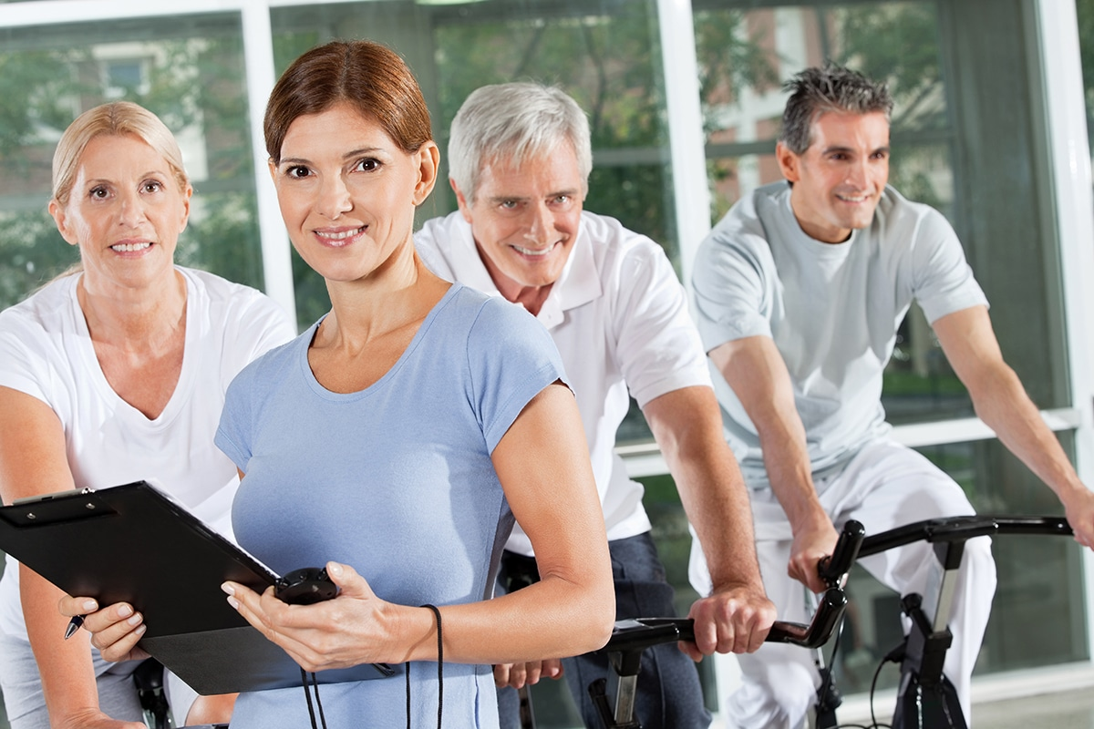 Cardiac & Pulmonary Rehab Services