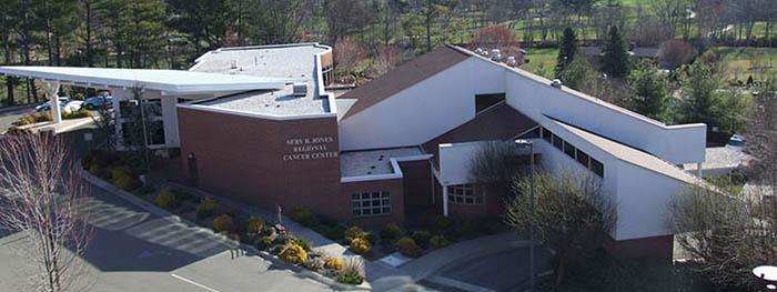 Location: Seby B. Jones Regional Cancer Center