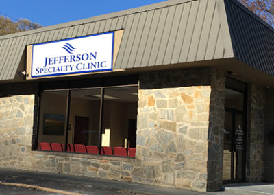 Jefferson Specialty Clinic