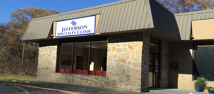 Jefferson Speciality Clinic