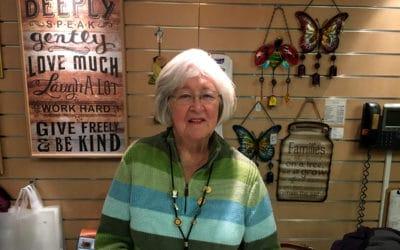 Volunteer Spotlight: Carol Hinshaw