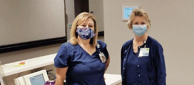 Nurses Desk