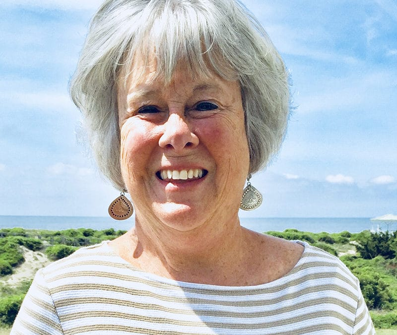Volunteer Susie Morgan is retired and 'refired' after a career at ASU