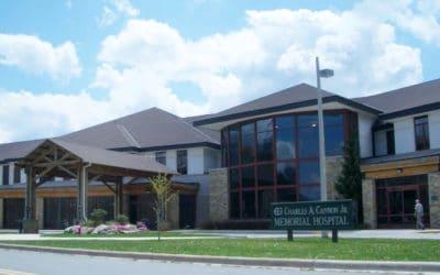 Cannon Memorial Hospital Renovation