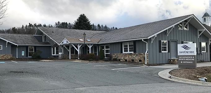 Location: AppOrtho, Appalachian Regional Orthopaedics & Sports Medicine