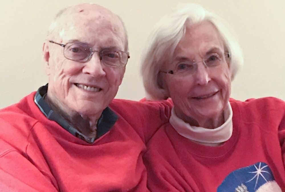 Volunteer Spotlight: Jim and Elaine Jones