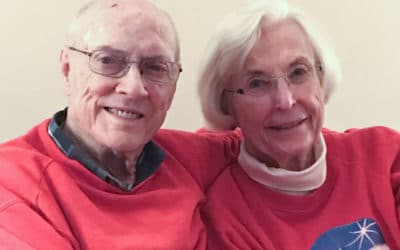 Volunteer Spotlight: Jim and Elaine Jones