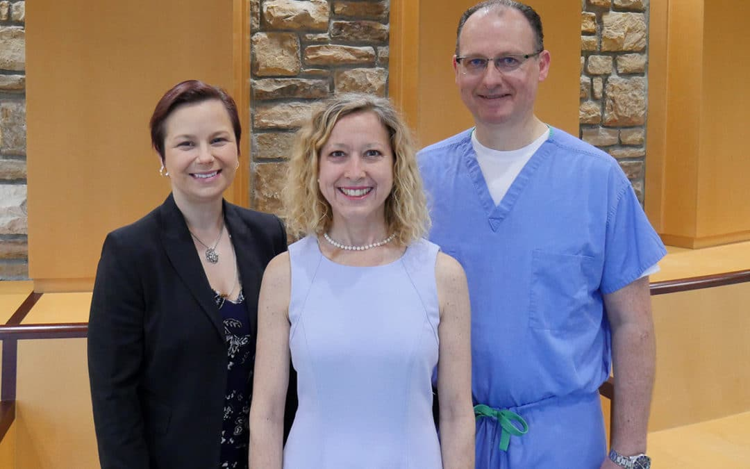 Leave it to Dr. Anne-Corinne Beaver: breast cancer is no match for faith & good medicine
