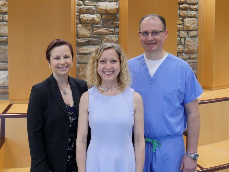 Drs Sobol, Dagher, and Beaver