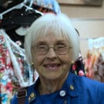 Barbara Robinson: 12 years of volunteer service