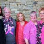 When all things work together in the fight against breast cancer