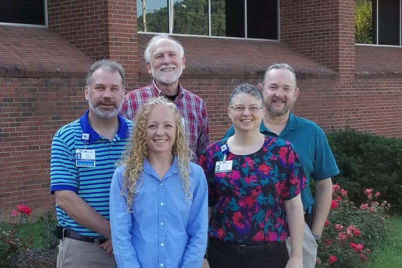 ARHS Chaplain Staff