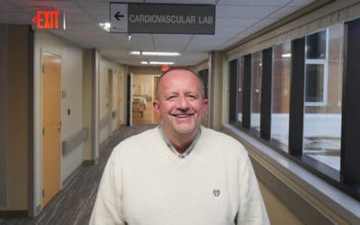 The Tony Weaver Story: Local man brought back to life after heart stops