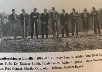 Avery Health System Groundbreaking 1998