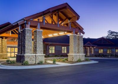 The Foley Center at Chestnut Ridge