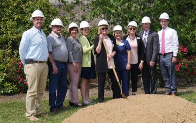 Photos: Cannon Memorial Hospital Groundbreaking