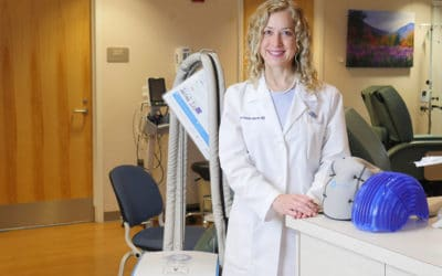 Scalp Cooling may help cancer patients keep their hair