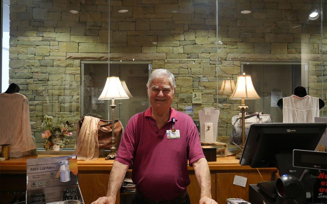 Roger's Reason: Finding purpose in volunteering