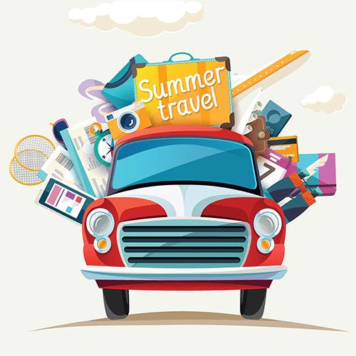 Image: Summer Travel