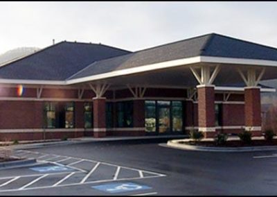 Outpatient Imaging, Lab & Wilma Redmond Breast Center