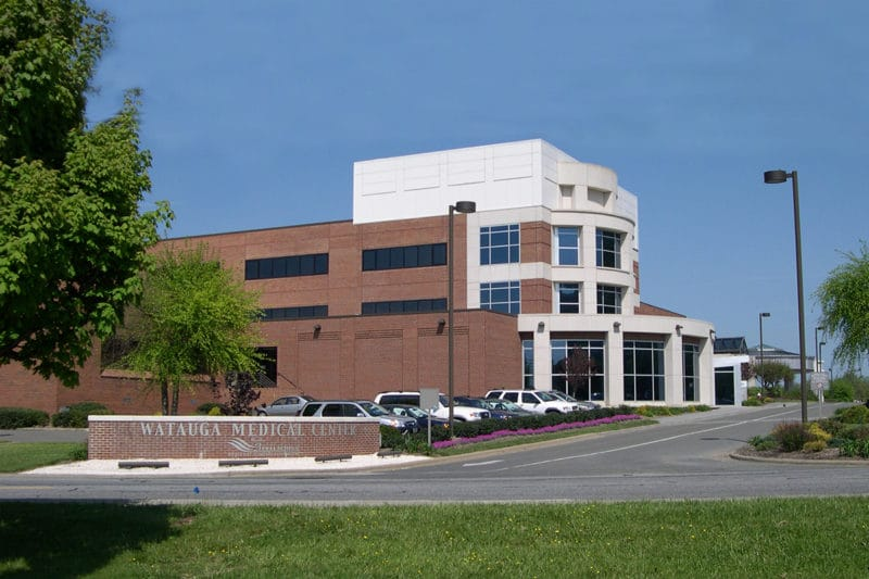 Watauga Medical Center Exterior