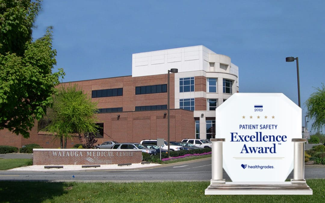 Watauga Medical Center Named Among Top 10% for Patient Safety