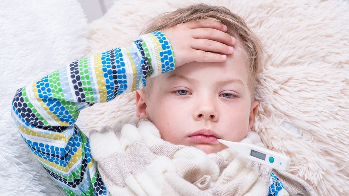 Patient with Flu