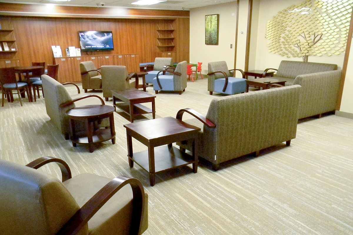 Birthing Center Waiting Room