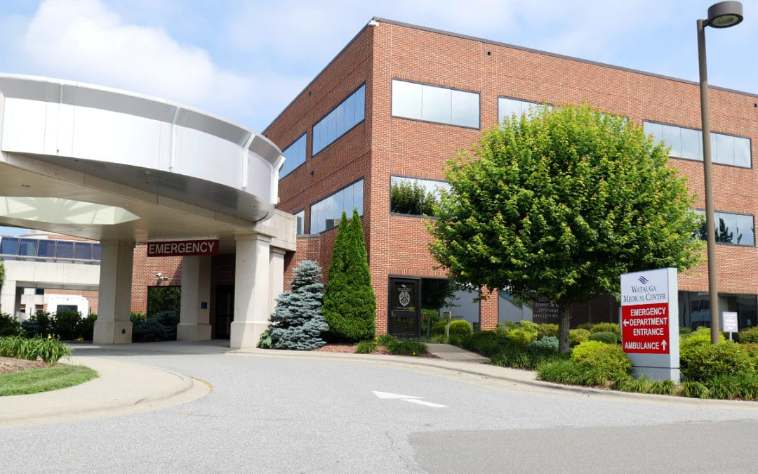 ARHS allows one designated visitor per patient within specific guidelines
