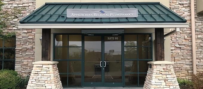 Appalachian Regional Pulmonology Building