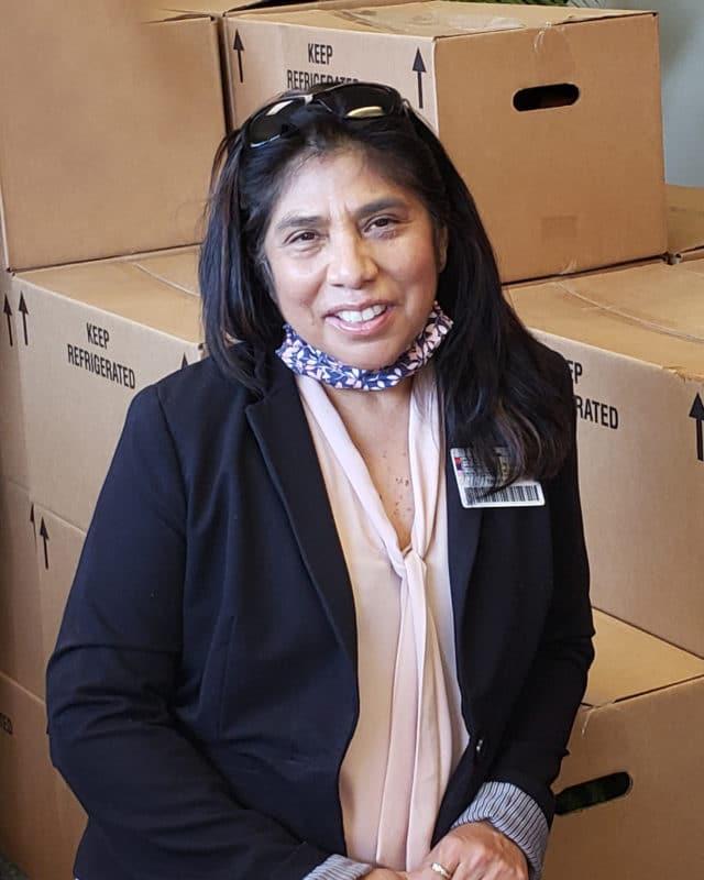 Dinora Hernandez - Latino Health Program