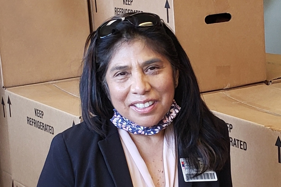 Dinora Hernandez Latino Health Program
