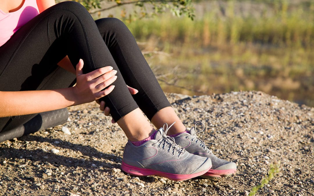 Heel pain – it could be plantar fasciitis