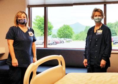Image: CMH Nurses