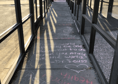 Image: Sidewalk Chalk