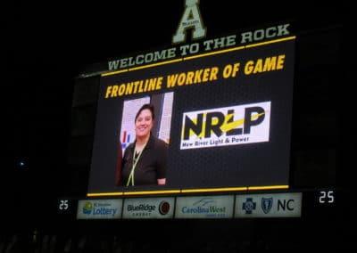 Image: NRLP Frontline Worker - Wendy Williams