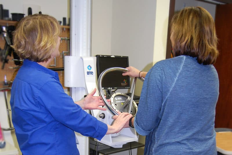 Occupational Therapy - Steering