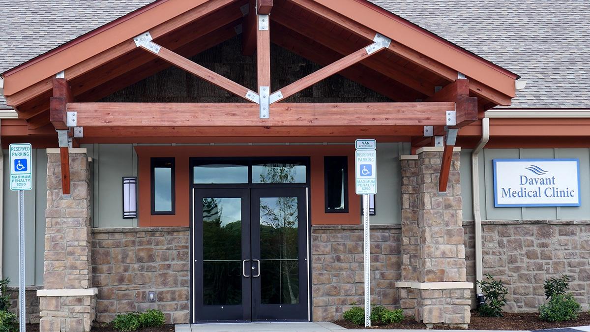 Davant Clinic Building