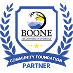 Boone Area Chamber of Commerce Logo