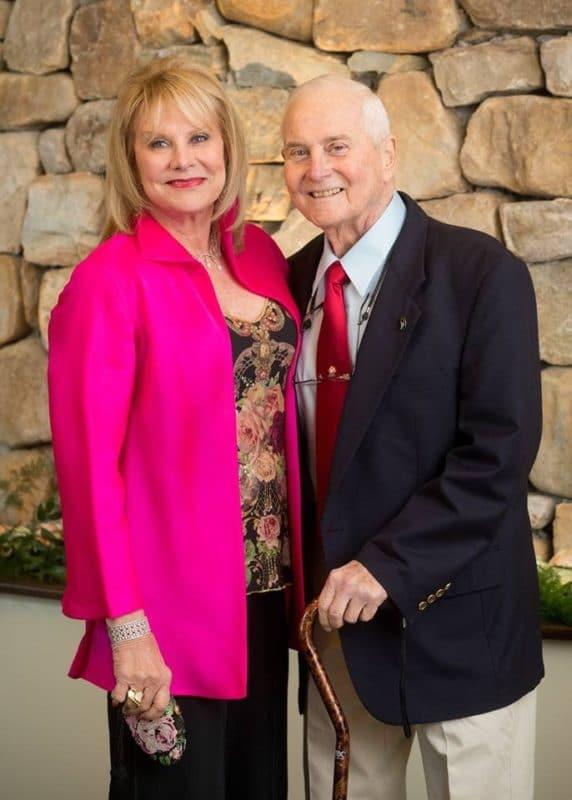 Photo: Chris Petti and Dr. Al Petti