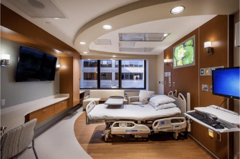 Image: New Patient Room