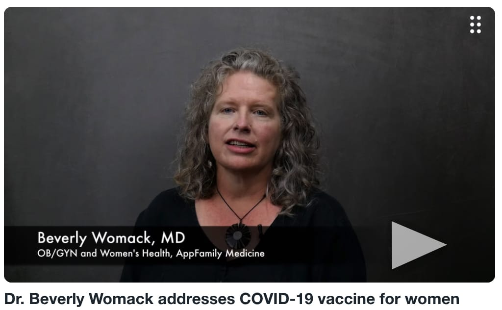 For Your Health: ARHS Providers sound off on COVID-19 vaccination (Video Series)