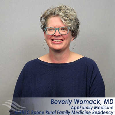 Dr. Beverly Womack