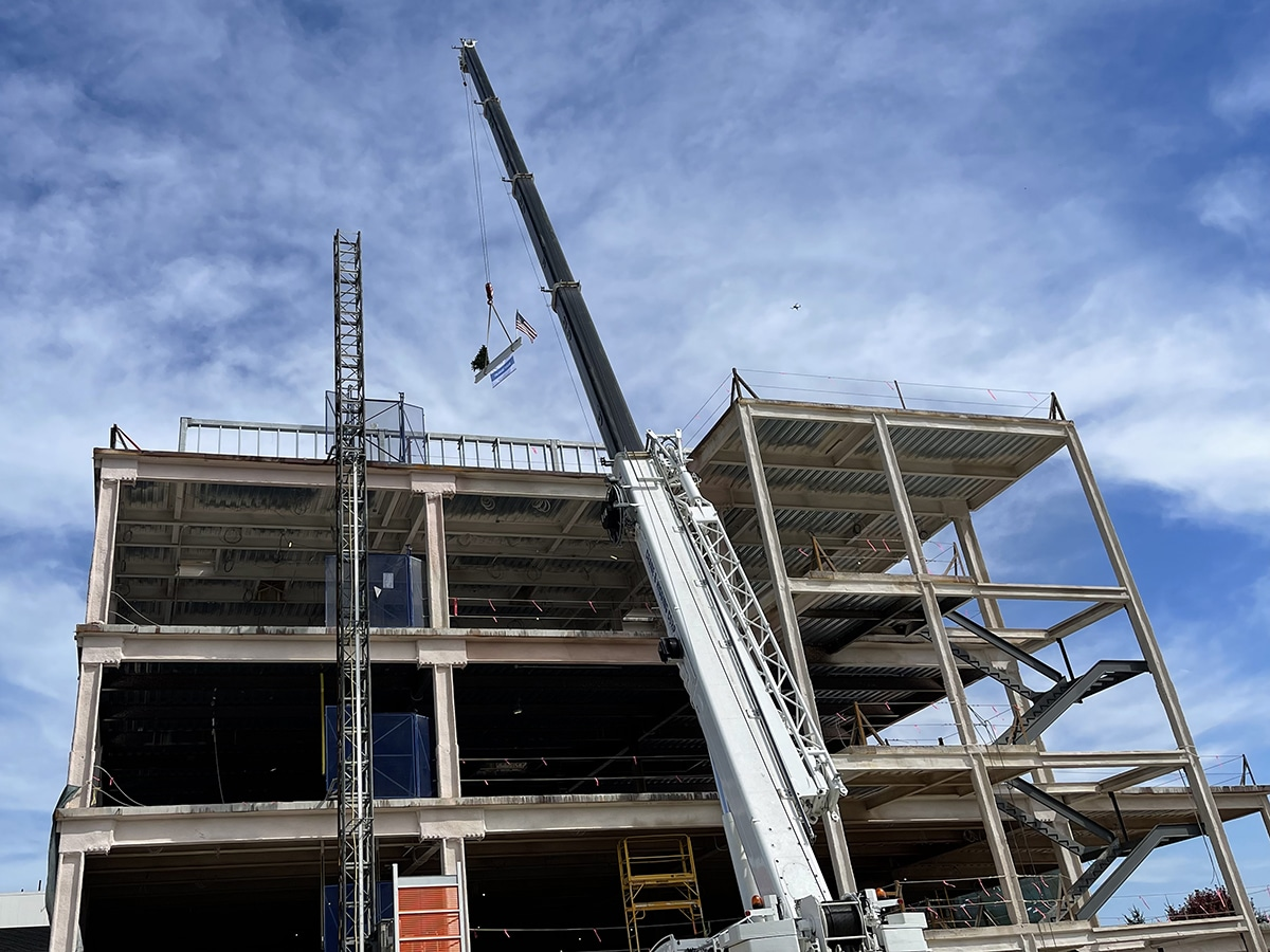 Image: WMC Topping off 2